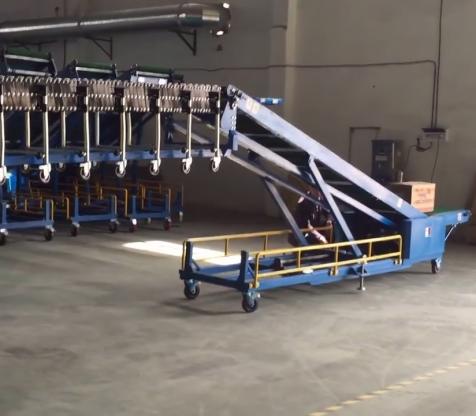 Jasa Pembuatan Belt Conveyor di Cikarang